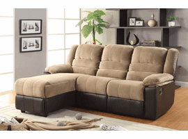 Coaster Furniture Motion Sectionals