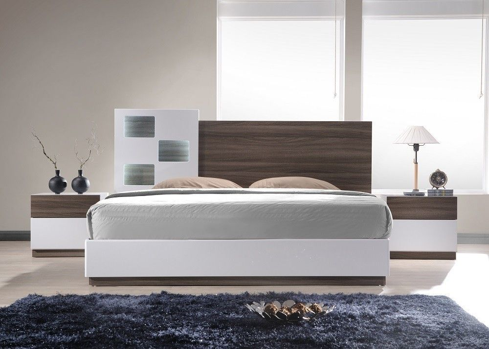 Modern And Contemporary Platform Bed Z Furniture Shop