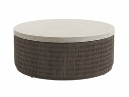 CP Ocean Terrace TH-3900-943 Round Cocktail Table