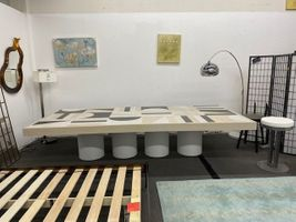 Custom Extra Large Dining Table Or Conference Table