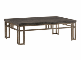 Cypress Point TH-561-943 Montera Travertine Cocktail Table