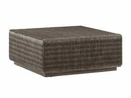 Cypress Point TH-562-947 Seawatch Woven Cocktail Table