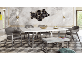 Diamond Sofa & Furniture Dining Table