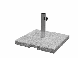 "EMU Americas 85lbs 20"" Sq Granite Base"
