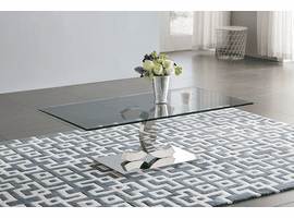 ESF 151 Coffee Table Glass