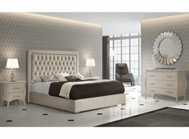 ESF Adagio Bed with Storage, M132, C132, E100, S132 Collection