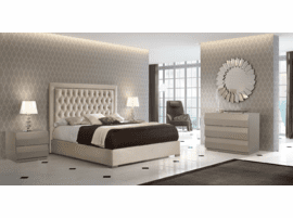 ESF Adagio Bed with Storage, M152, C152, E100 Collection