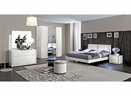 ESF Dama Bianca Bed Collection