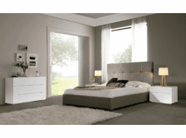 ESF Veronica Bed with Storage Collection