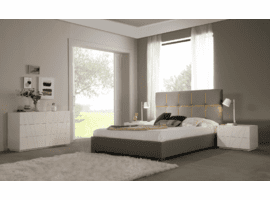 ESF Veronica Bed with Storage, M137, E96 SET