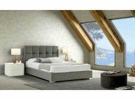ESF Veronica Bed with Storage Set