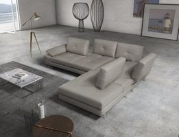 JNM The Prive Leather Sectional