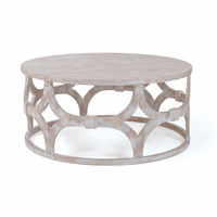 Go Home Adastra Round Coffee Table