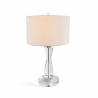Go Home Avery Acrylic Table Lamp