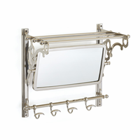 Go Home Chatam Mirror And Towel Rack