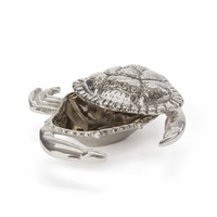 Go Home Crab Butter Dish