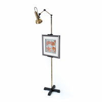 Go Home Easel Lamp