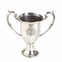Go Home Etched Trophy With Large Handles