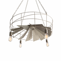 Go Home Exhaust Fan Chandelier