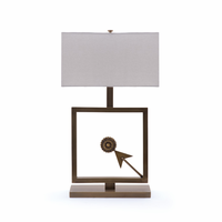 Go Home Flushing Table Lamp