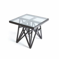 Go Home Francis Iron Side Table