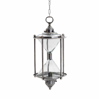Go Home Hanging Hourglass Light