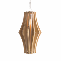 Go Home Hays Wooden Pendant