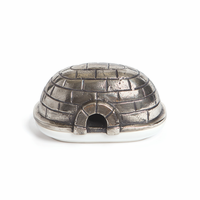 Go Home Igloo Butter Dish