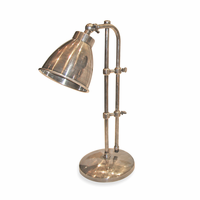 Go Home Industrial Steel Pharmacy Style Lamp