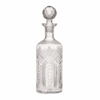 Go Home King's Decanter
