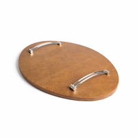 Go Home Kowloon Leather Tray