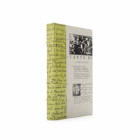 Go Home Linear Foot of Chartreuse Script Books