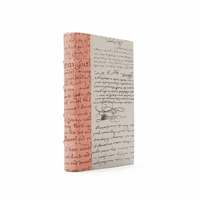 Go Home Linear Foot of Coral Script Books
