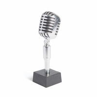Go Home Microphone Trophy