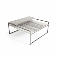 Go Home Omni Sliding Top Coffee Table