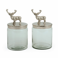 Go Home Pair Of Bambee Jars