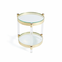 Go Home Parrish Acrylic Side Table