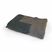 Go Home Ribbed Sweater Throw