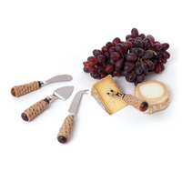Go Home Roped Cheese Set
