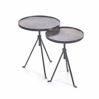 Go Home Sable Occasional Tables