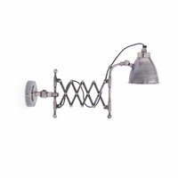 Go Home Scissor Wall Sconce