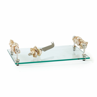Go Home Seaside Tray And Knife Set