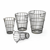 Go Home Set of Four Croppers Baskets