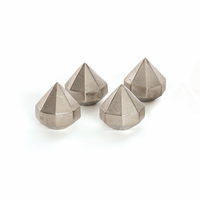 Go Home Set Of Four Diamond Paperweights