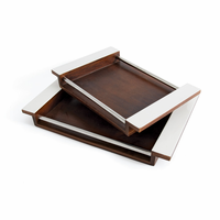 Go Home Set of Two Amity Trays