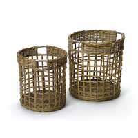 Go Home Set of Two Contents Baskets