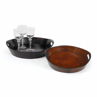 Go Home Set of Two Darien Trays