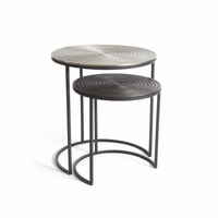 Go Home Set of Two Dartmouth Nesting Tables