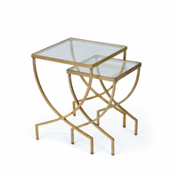 Go Home Set of Two Harvey Nesting Tables
