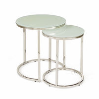 Go Home Set of Two Hopkins Nesting Tables